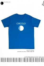 CIRCOLO SUPPORT V-NECK