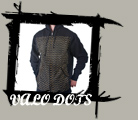 VALO DOTS ZIP HOODED