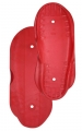 DESHI CARBON SOULPLATES, red