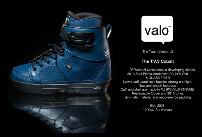 VALO TV.3 BLUE Complete